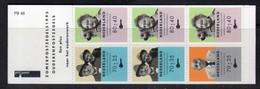 Postzegelboekje (booklet) - NVPH 48.** (MNH) - Libretti
