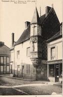 27 - VERNEUIL - MAISONS - RUE NOTRE DAME - Verneuil-sur-Avre