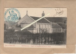 Dept 27 : ( Eure ) Vernon, Chapelle Des Religieuses De Jésus Au Temple. - Vernon
