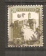 Palestina. Nº Yvert  74 (usado) (o) - Palestina