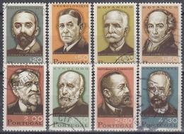 PORTUGAL 1966 Nº 996/1003 USADO - Used Stamps
