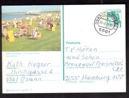 IZ619   BRD Ganzsache Stationery Entier Postal P 124 E 1/11 Cuxhaven - [7] Federal Republic