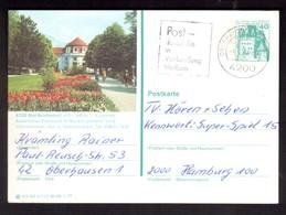 IZ620   BRD Ganzsache Stationery Entier Postal P 124 E 1/13 Bad Reichenhall - [7] Federal Republic