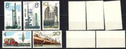 CINA - REPUBBLICA POPOLARE - 1964 - Oil Industry - MH - Unused Stamps