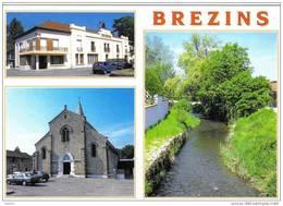 Carte Postale 38. Brezins    Trés Beau Plan - Zonder Classificatie