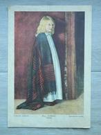 """Tableau HUGO SIMBERG - Finlande - Collection Italienne - Supplément Au Bulletin """" REVIVRE """" - Octobre 1953 - LE MONOBLOC - Litografia"""