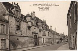 28 - NOGENT LE ROTROU - RUE ST-LAURENT - MAISON DU BAILLI - Nogent Le Rotrou