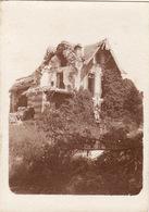 Photo 1917 Villa Champagne à PRUNAY (Val-de-Vesle) (A200, Ww1, Wk 1) - France