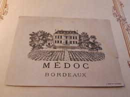 RARE ET VIEILLE ÉTIQUETTE MEDOC - Bordeaux