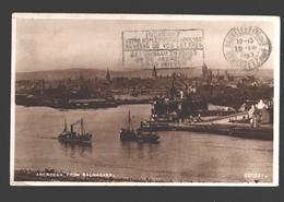 Aberdeen - Aberdeen From Balnagask - Boats - Aberdeenshire