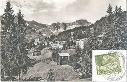 "AK  ""Arosa""  (Werbedatumstempel K102z)            1959 - Suisse"