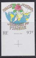 WALLIS & FUTUNA (1990) Globe. Birds. Imperforate. Scott No 398, Yvert No 403. - Other