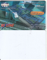 ARMENIA - Bi Line, ArmenTel Prepaid Card 5000 AMD, Exp.date 30/10/06, Printing Test Card(reverse White) - Arménie