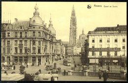 ANTWERPEN - ANVERS - Canal Au Sucre - Non Circulé - Not Circulated - Nicht Gelaufen, - Antwerpen