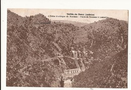 Ardèche Vallée Du Doux L'usine électrique De Mordane Route De Tournon Lamastre - Other Municipalities
