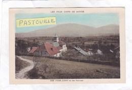 CPA :  14 X 9  -  5092  -  PERS  JUSSY  Et Les Voirons - Autres Communes