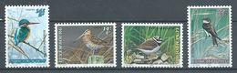 Luxembourg YT N°1280/1283 Oiseaux Menacés Neuf ** - Neufs
