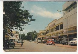 République Centrafricaine - Bangui - Avenue De L'indépendance - Centre Commercial - Beetle Volkswagen Coccinelle - Centrafricaine (République)