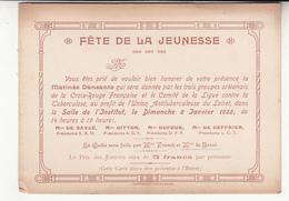 45 - Orléans - Fête De La Jeunesse - Tuberculose (1922) - Orleans