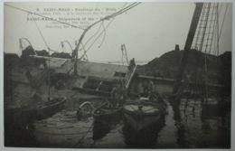 SAINT MALO Naufrage Du Hilda A La Recherche Des Victimes - Saint Malo