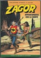 """Zagor """"Collezione Storica Di Repubblica """"Espresso 2014) N. 117 - Zagor Zenith"""