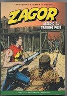 """Zagor """"Collezione Storica Di Repubblica """"Espresso 2014) N. 120 - Zagor Zenith"""