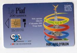 PIAF REIMS - Ref PASSION PIAF 51100-19 Date 12/93 Tirage 1000ex Mat - Francia