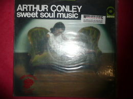 LP2 N°2529 - ARTHUR CONLEY - SWEET SOUL MUSIC - FUNK SOUL R&B - GRAND ARTISTE GRAND ALBUM SD 33-215 ***** - Soul - R&B