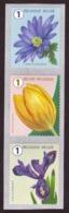Belgique  2016 -  Fleurs  Numérotée N° 5 -  Timbres Rouleaux   - MNH - - Unused Stamps