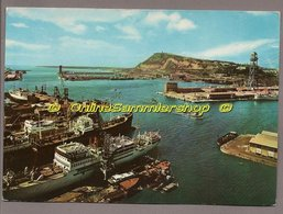 Spanien -AK - Motiv: Barcelona - Hafen, Schiffe, Ship - Sonstige