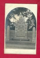 C.P. Templeuve =  Monument 1914-1918 - Tournai