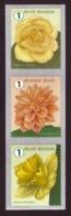 Belgique  2016 -  Fleurs  Numérotée N° 10 -  Timbres Rouleaux   - MNH - - Unused Stamps