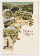 CZECH REPUBLIC - AK 375838 Vejprt / Weipert - MODERN REPRODUCTION CARD - República Checa