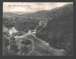 Gileppe - Panorama De La Gileppe - Carte Double - Gileppe (Barrage)