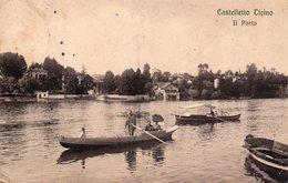 Castelletto Ticino - Il Porto - Novara