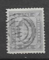 1871 USED Danmark Mi 1 - Officials