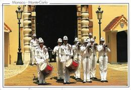 Monaco Fanfare De Carabiniers (2 Scans) - Other