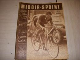 MIROIR SPRINT 461 11.04.1955 CYCLISME PARIS ROUBAIX FORESTIER FOOT REIMS LYON - Sport