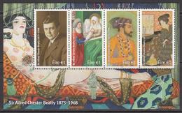 2018 Ireland Sir Alfred Beatty Art Paintings MNH @ BELOW FACE VALUE - Künste