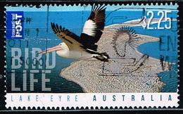 Australien 2011,Michel# 3552 O Lake Eyre: Australian Pelican (Pelecanus Conspicillatus) - 2010-... Elizabeth II