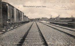 Uebungsbahnhof Gegen Osten - Korneuburg