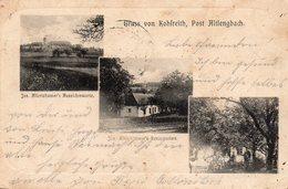 Gruss Von Kohlreith , Post  Altlengbach - Autriche