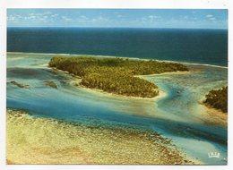 Polynésie Française --MOOREA --Vue Aérienne--L'ilot En Face Du Club Méditerrannée..................à Saisir - Polynésie Française