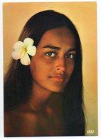 Polynésie Française -- TAHITI  -1973-- Fille De Tahiti............ ..à Saisir - Polynésie Française