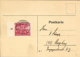 Augsburg 12.3.45 - Ein Volk Steht Auf - Briefe U. Dokumente