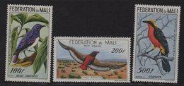 Mali - PA N°2 à 4 - Oiseaux - ** Neufs Sans Charniere - Cote 34€ - Mali (1959-...)