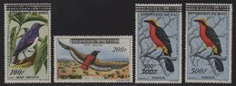 Mali - PA N°5 à 8 - Oiseaux - ** Neufs Sans Charniere - Cote 46€ - Mali (1959-...)