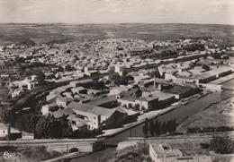 RP: Saint Giles , France , 30-40s ; Air View - Saint-Gilles