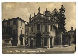 4599 - VARESE CHIESA DELLA MADONNINA IN PRATO FIAT 600 1958 - Varese