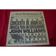 RODRIGO  CONCERTO DE ARANJUEZ  / GUITARE JOHN WILLIAMS ° - Instrumental